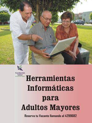 Curso Herramientas Informaticas para Adultos Mayores